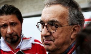 Marchionne puts to rest rumors of Arrivabene's demise