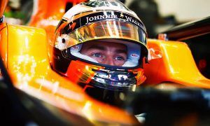 Vandoorne hit with grid penalty... already!