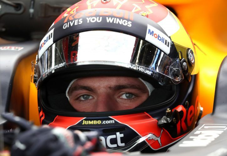 Verstappen narrowly misses out on victory in Japan