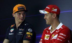 Verstappen and Vettel very much alike - Horner
