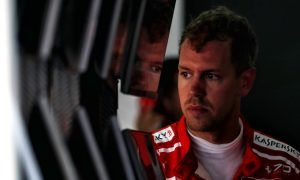 Still one last step for Ferrari, but a hard one says Vettel