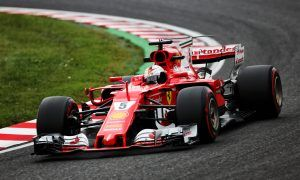 Ferrari rumored to have made a few colors changes to 2018 car