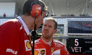 Ferrari blames Japanese supplier for Vettel failure