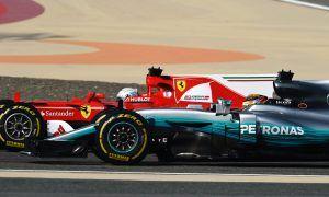 Susie Wolff warns her husband: 'Vettel can still win it!'