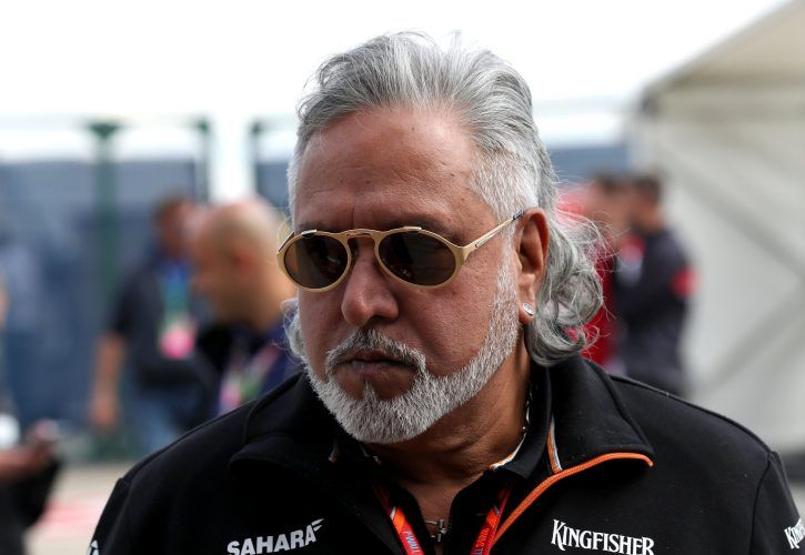 Vijay Mallya arrested again