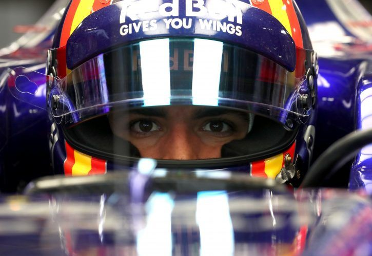 Toro Rosso keep F1 guessing ahead of US Grand Prix