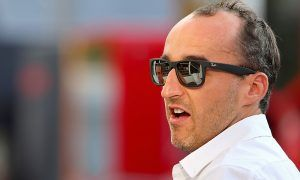 Latest Williams test for Kubica proves 'productive'