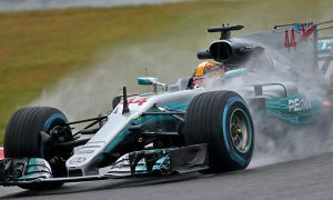 Hamilton feeling 'back to normal and ready to race'