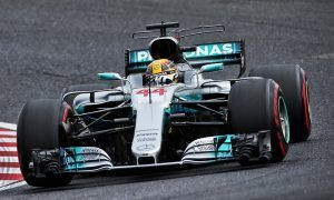 Hamilton storms to first Suzuka pole!