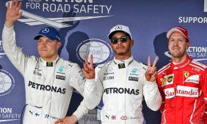 Hamilton: 'The car is crazy here, man!'