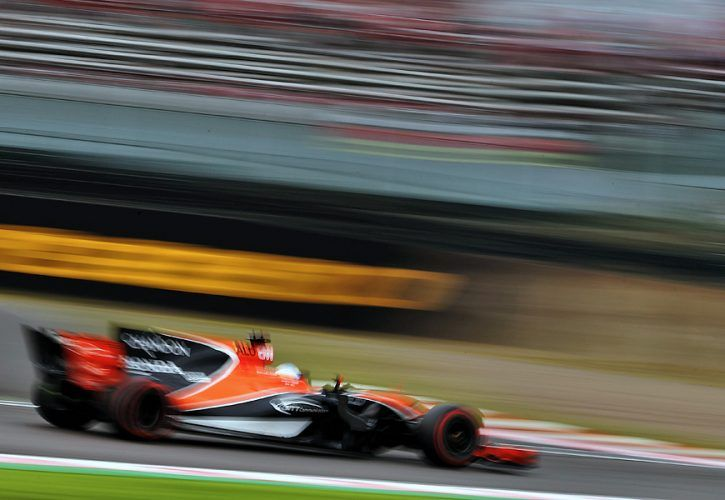 Grid penalty for Alonso