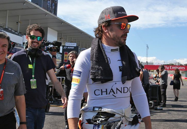 Fernando Alonso, McLaren, Japanese Grand prix