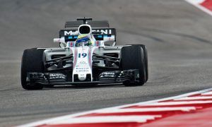 Williams breaches tyre use rules again - by three seconds!
