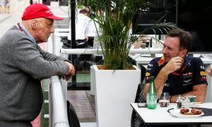 Lauda: 'It's going too far - white lines are not a limit'