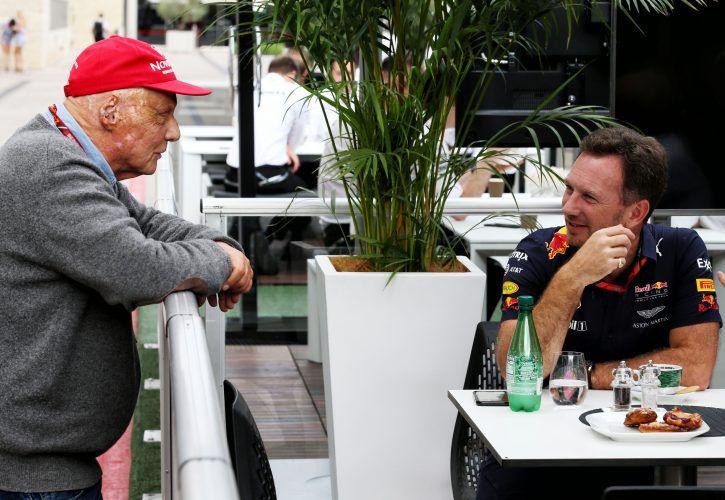 Red flag to a Bull as Horner responds to Verstappen penalty