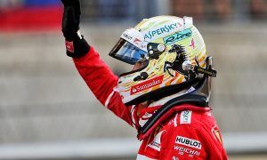 Vettel bounces back to snatch crucial front row start