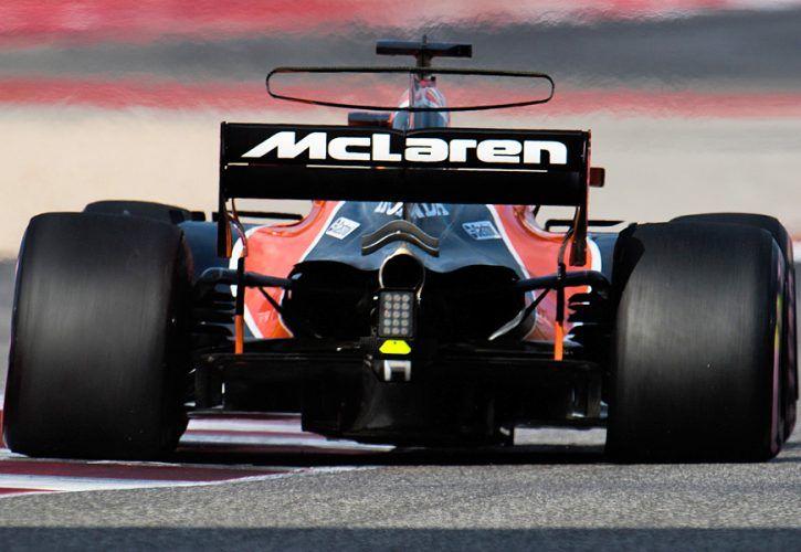 Fernando Alonso, McLaren, United States Grand Prix