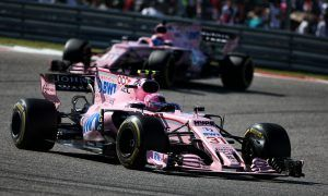 Force India gets all oiled-up by new partner RAVENOL