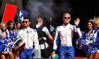 Pascal Wehrlein, Marcus Ericsson, Sauber, United States Grand Prix