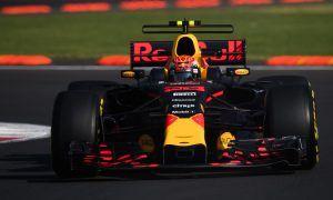 Red Bull's Verstappen dials in the speed in FP3