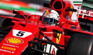 Vettel pushed to the limit to snatch pole position