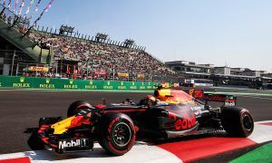 Verstappen 'super annoyed' after Mexico qualifying