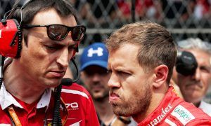Disappointed Vettel says 'Hamilton was the better man'