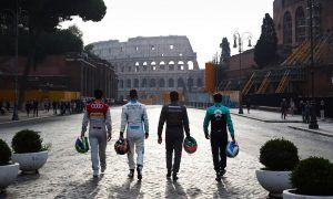 Formula E's electric gladiators descended on Rome
