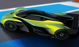 Aston Martin and Adrian Newey go extreme