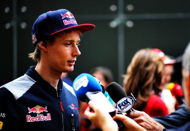 Brendon Hartley, Toro Rosso, Brazilian Grand Prix