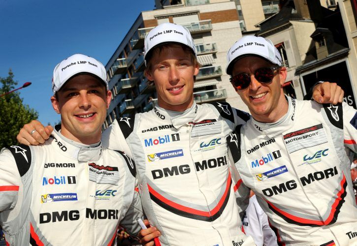 Hartley, Bamber secure world endurance championship crown
