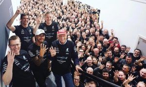 2017 review: Mercedes' difficult diva ends up on top