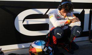 Ricciardo: 'A bitter way to end the season'