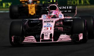 Force India would surprise with F1 budget cap - Ocon