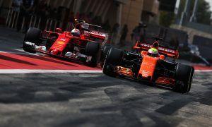 Santander out at Ferrari, Petrobras in at McLaren?