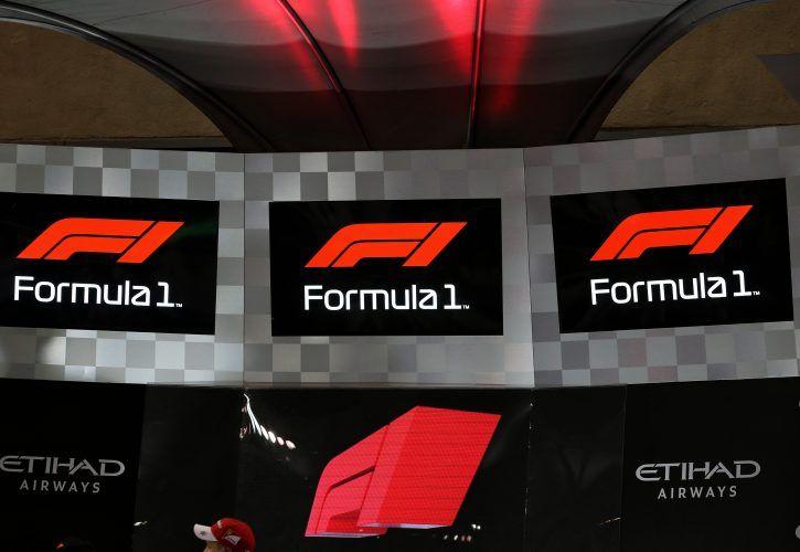 New F1 logo not 'iconic' - Hamilton
