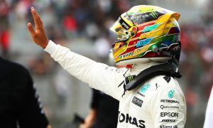 Mercedes to go all in to keep Hamilton