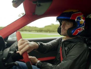Webber auditions for The Grand Tour, and it doesn't go well...