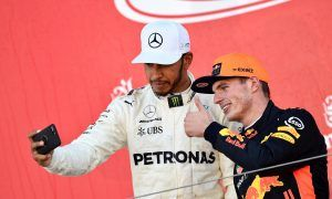 Verstappen astounded by Hamilton's life outside of F1