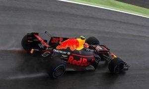 Verstappen hopes for some help from the skies in Brazil