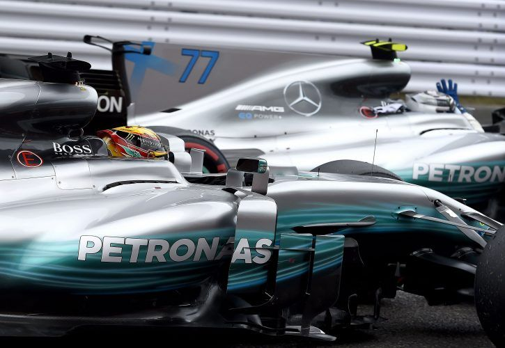 Wolff insists the pressure is still on at Mercedes