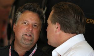Andretti keeping an eye on potential F1 entry