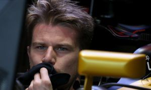 Constructors' battle for sixth irrelevant - Hulkenberg
