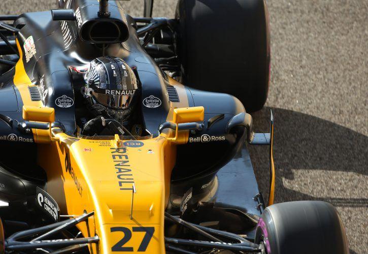 Formula 1 unveils new logo in Abu Dhabi