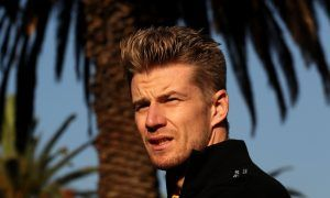 Hulkenberg remembers 'awesome' rookie season pole