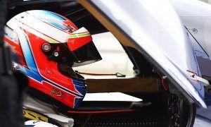 Paul di Resta preps for Daytona