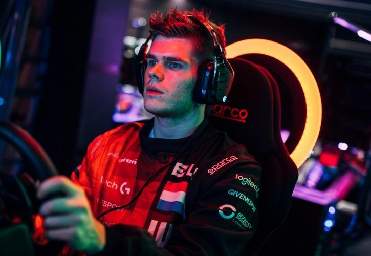 Rudy van Buren crowned inaugural World's Fastest Gamer victor