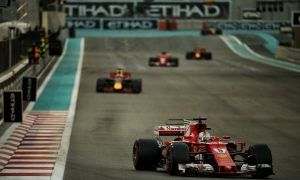 Vettel left in 'no man's land' in lonely run to P3