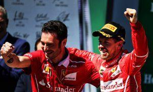 Vettel still aiming to dominate with Ferrari in the future
