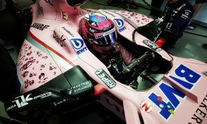 Perez looking forward to a 'no pressure' weekend